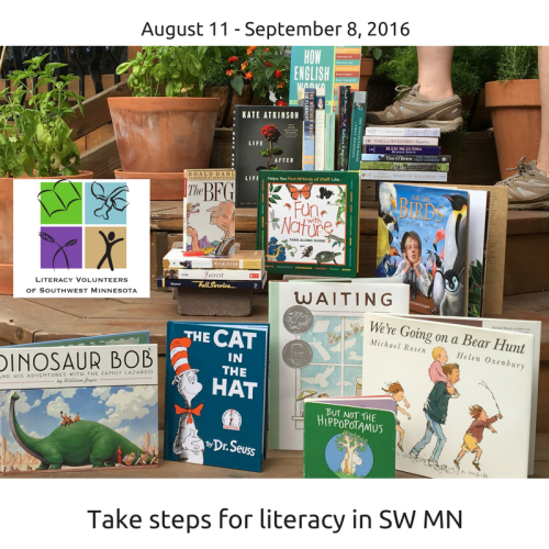 Take steps for literacy in SW MN PNG