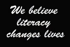 we believe literacy changes lives